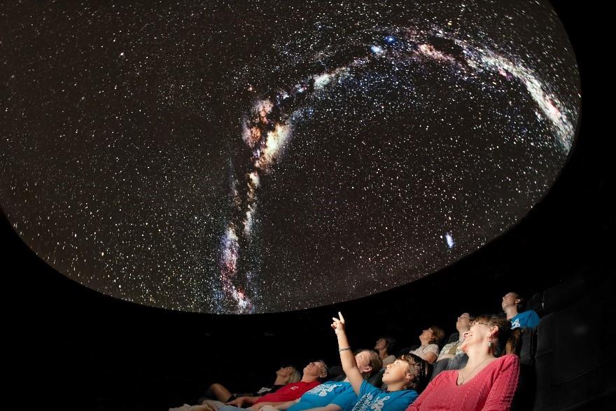 summer planetarium shows
